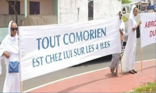 COMORES : L'insularité selon HAMADA MADI BOLERO