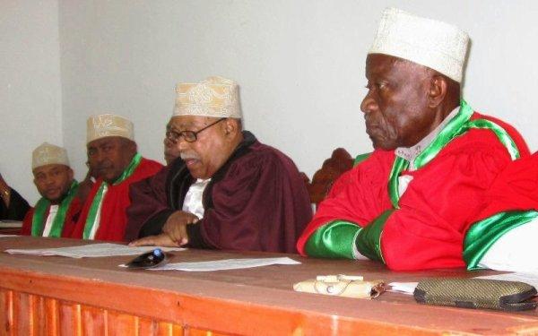 Comores : Approuvez-vous l'invalidation de la candidature de SAMBI?