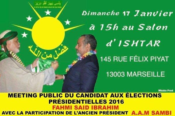 17 janv 2016 / Meeting JUWA à Marseille : FAHMI - SAMBI