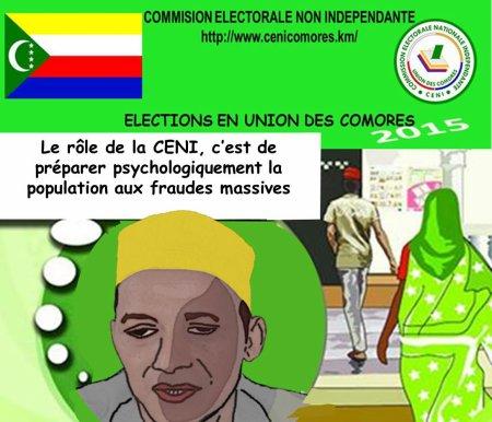 COMORES : Mouigni et Mamadou, à disqualifier ?