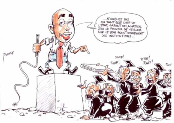 Comores / CENI : Confirmation de la jurisprudence « Chouhoura »