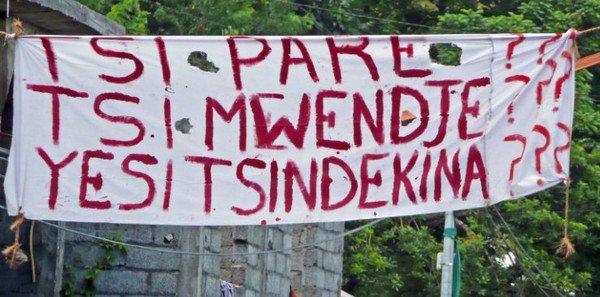 COMORES: MAMADOU ET LES SIENS CONTRE LE PEUPLE