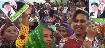 Comores : Le parti JUWA ne dort pas .... Tari
