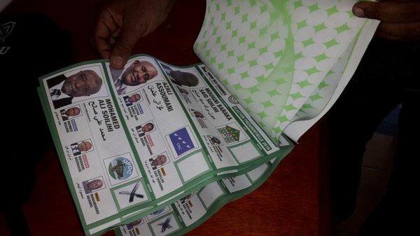 Elections présidentielles comoriennes : La charrue avant le boeuf