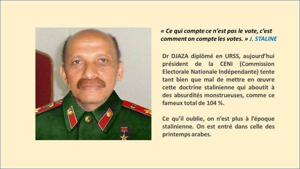 Dr DJAZA le bon élève de l'ex-URSS