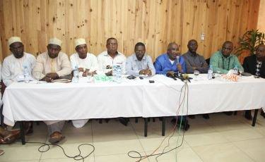 Azali Assoumani : ''Nous abordons les élections partielles avec sérénité''