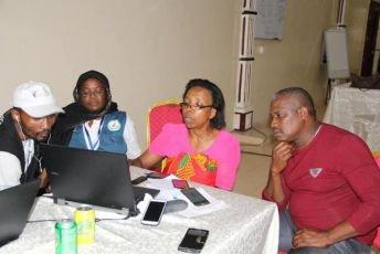Elections partielles : La vice-présidente de la Ceni proclame les résultats des présidentielles et du gouverneur de l'Ile d'Anjouan