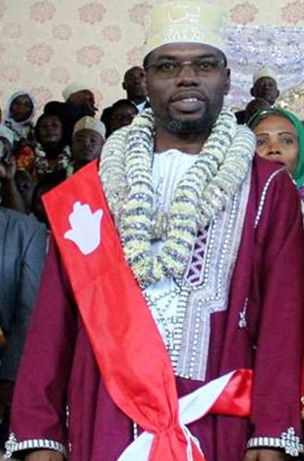 Cérémonie d'investiture à Ndzuani : le nouveau gouverneur dit avoir hérité d'une dette de 100 millions de fc