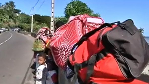 Appel au soutien aux familles victimes des délogements sauvages à Mayotte