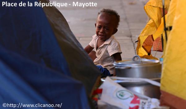 Situation des Comoriens des autres îles à Mayotte. L'ancien gouverneur Mouigni Baraka demande la tenue d'une session extraordinaire des députés