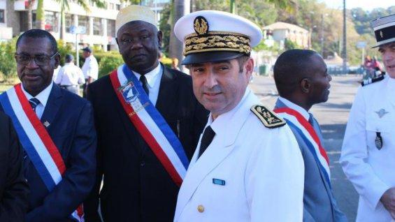 Les préfets de Mayotte et de La Réunion sont à Moroni
