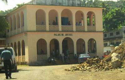 Justice : nomination de sept juges auprès du palais de justice de Mutsamudu