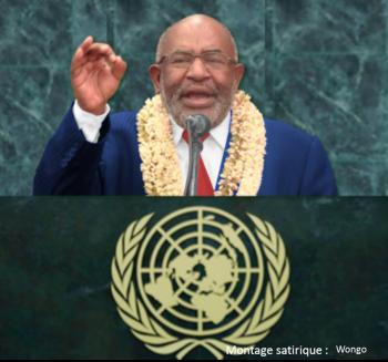 Comores / Colonel AZALI à l'AGNU : Dialogue stérile permanent
