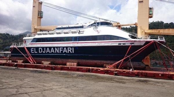 Transport maritime: La Compagnie Simaoise de Transport Maritime lance « El Djaanfari »