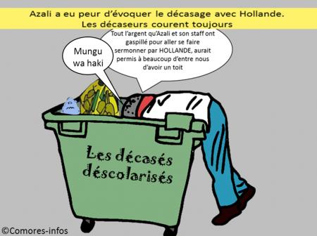 France / Comores : Entre arrogance française et courbettes comoriennes !