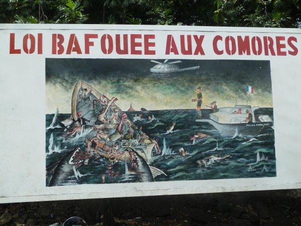 Comores : 12 novembre 2016 : un constat amer