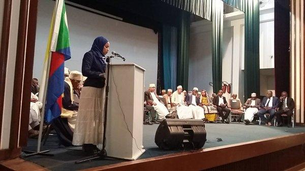 COMORES : Nous condamnons le silence complice de nos autorités.