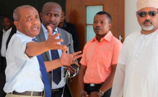 Tohu-bohu au palais de Hamramba : La séance de questions orales au gouvernement boycottée