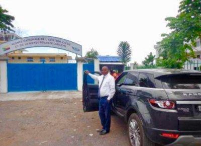 COMORES / Crise à l'ANACM : Le DGA fondé son bureau dans sa voiture