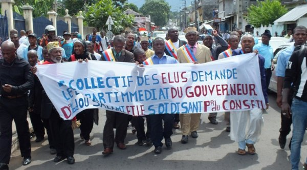 Conflit institutionnel à Ndzuani : les conseillers de l'opposition demandent des «clarifications» au gouverneur Salami