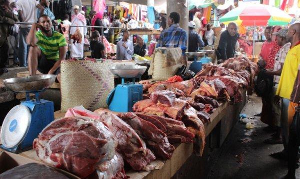 Scandale de la viande avariée au Brésil : Moroni n'exclut pas de prendre des mesures de précaution