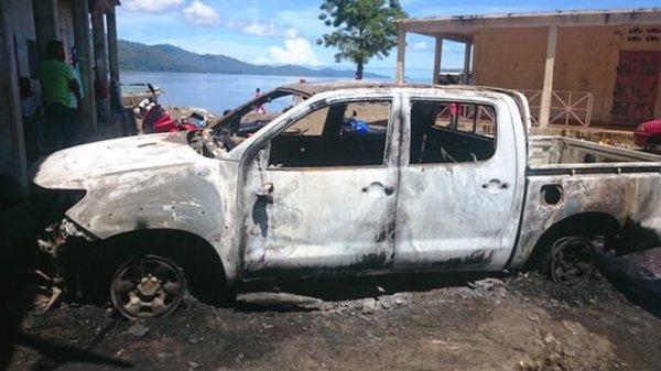 Voitures incendiées à Ndzuani : Un suspect aux mains de la gendarmerie