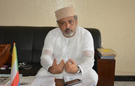 Fahmi Saïd Ibrahim, après les incidents au parlement : «Je ne m'attendais pas à me trouver en face d'une alliance d'une partie de la Crc et de l'Updc»