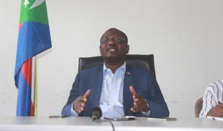 Abdou Ousseni, président de l'Assemblée nationale : «Les députés de Juwa veulent commettre un coup d'Etat»