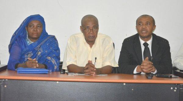 Conférence de parlementaires : Volonté d'apaisement et des conditions à remplir