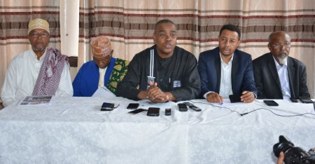 COMORES / Institution : Ridja demande d'en finir avec la «tournante»