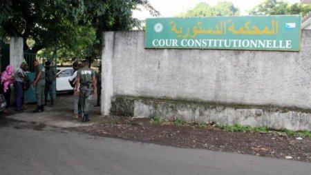 COMORES : Crise au Parlement / Les requérants devant la Cour Constitutionnelle ce mardi