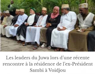 Rupture des relations Juwa-Crc : Le parti de l'ancien président Sambi « prend acte » et fustige un « nouveau gouvernement clanique »