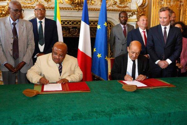Haut conseil paritaire (Hcp) Une feuille de route signée entre Moroni et Paris