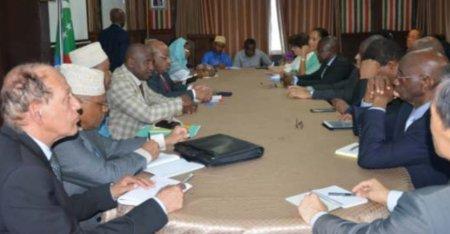 Assises nationales : Souef Mohamed El-Amine élève le ton
