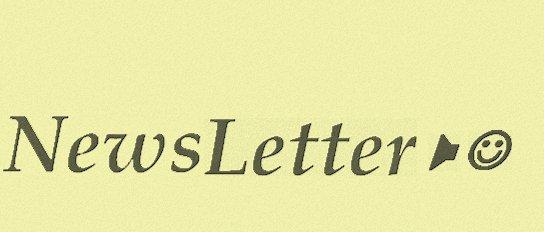 >NewsLetter * !