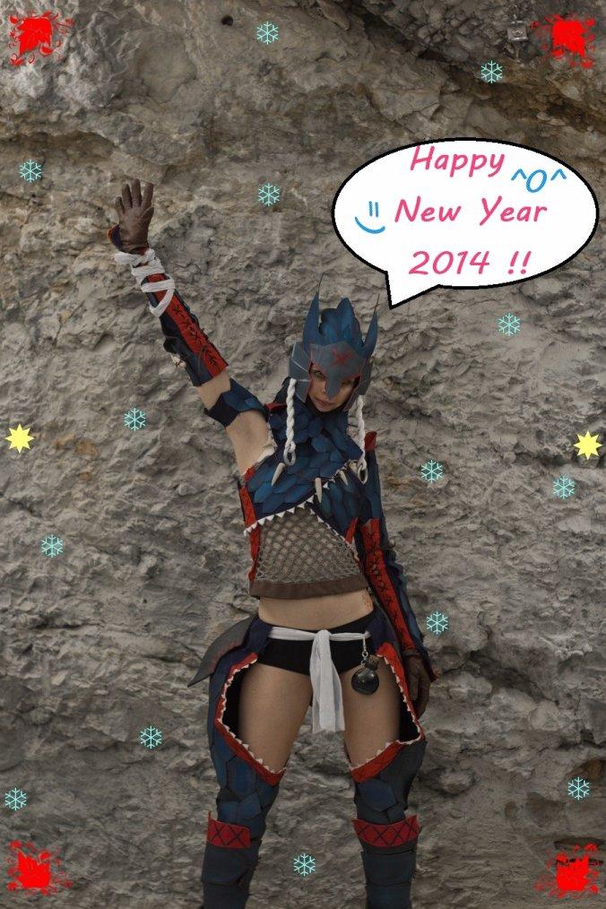 Bonne année et bonne santé 2014 !!
