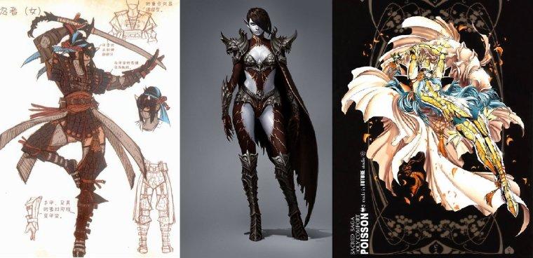 Projet cosplay qui vont venir