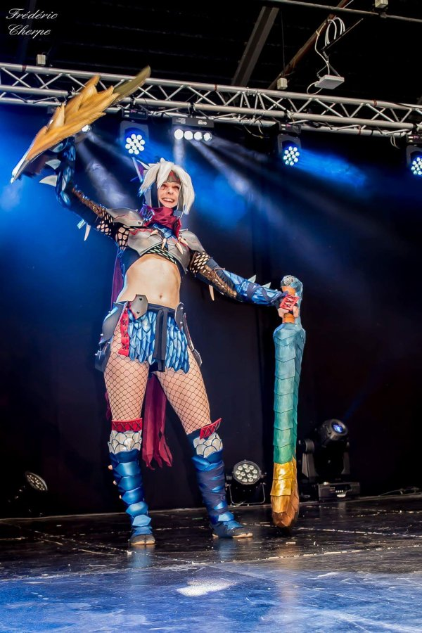 Nargacuga silverwind armor