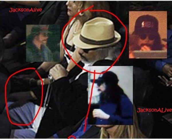 Michael Jackson ou l'art et la manière de se déguiser