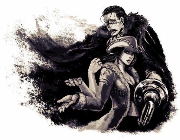 Crocodil & Robin