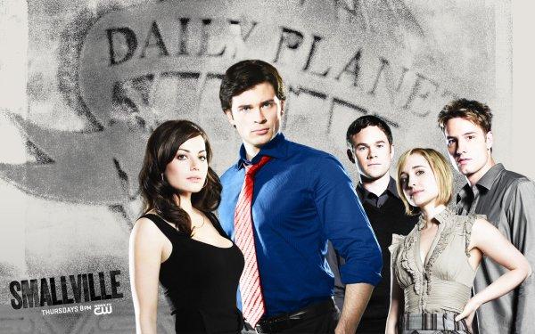 Les Personnages Principaux De Smallville