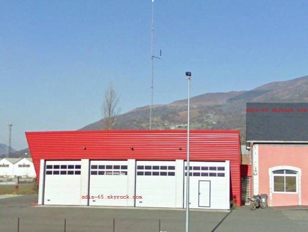 Centres d'Incendie et de Secours