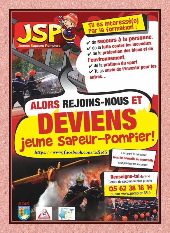 RENTREE 2015-2016 - Jeunes Sapeurs - Pompiers