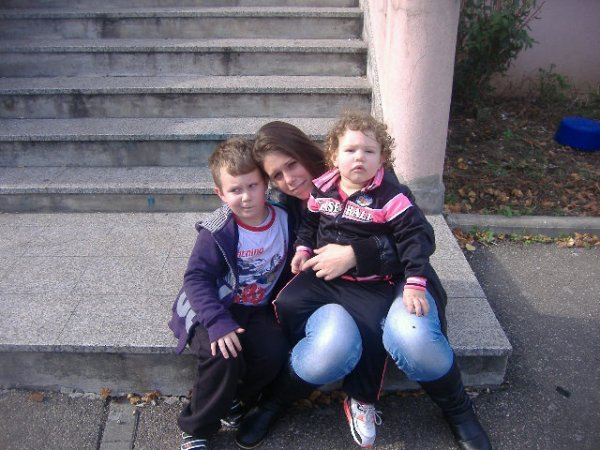 mes enfants et moiii