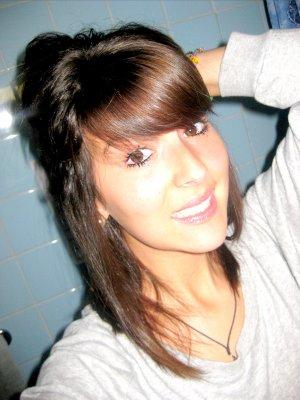 >  La Gamine Rattazzi, Elle parle que de son amoureux !