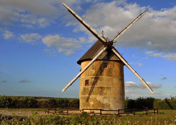 1267  *  Moulin de Migé ( 89 )