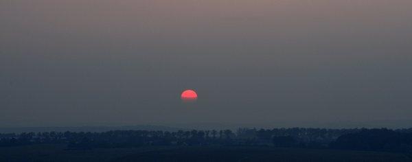1378  *   Un petit coucher de soleil, rien que pour vous !
