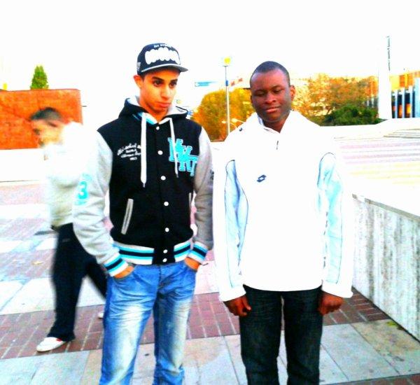 Wahir & Ovni en dirrect de Créteil
