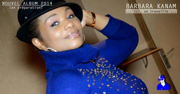 Faisant une musique admirable,  Barbara Kanam très sollicitée