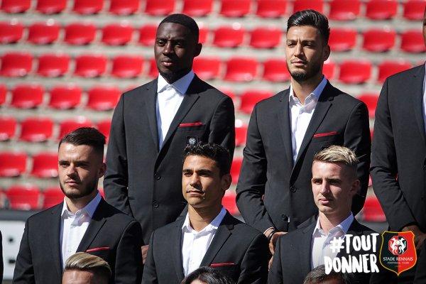 Stade Rennais Fc Photo Officiel 2018-2019